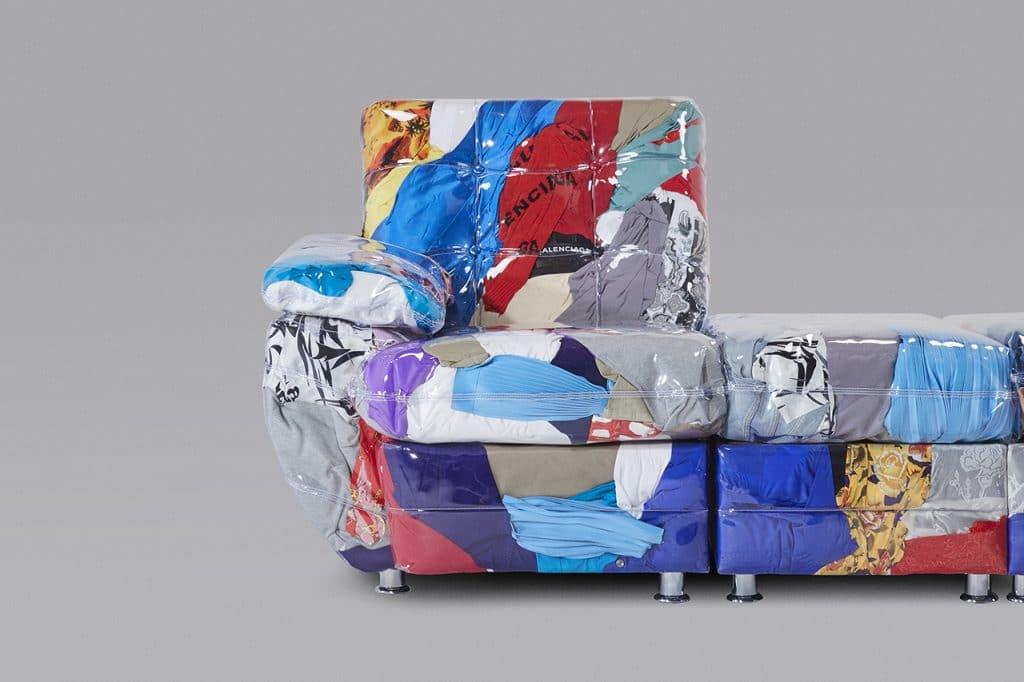 Balenciaga Sofa - Harry Nuriev