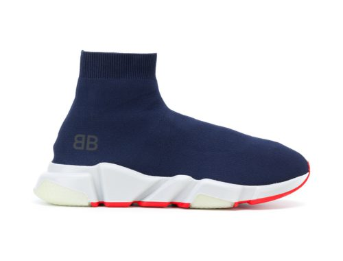 Balenciaga Speed Low blue