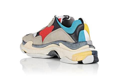 Balenciaga Triple-S sneaker 50-50