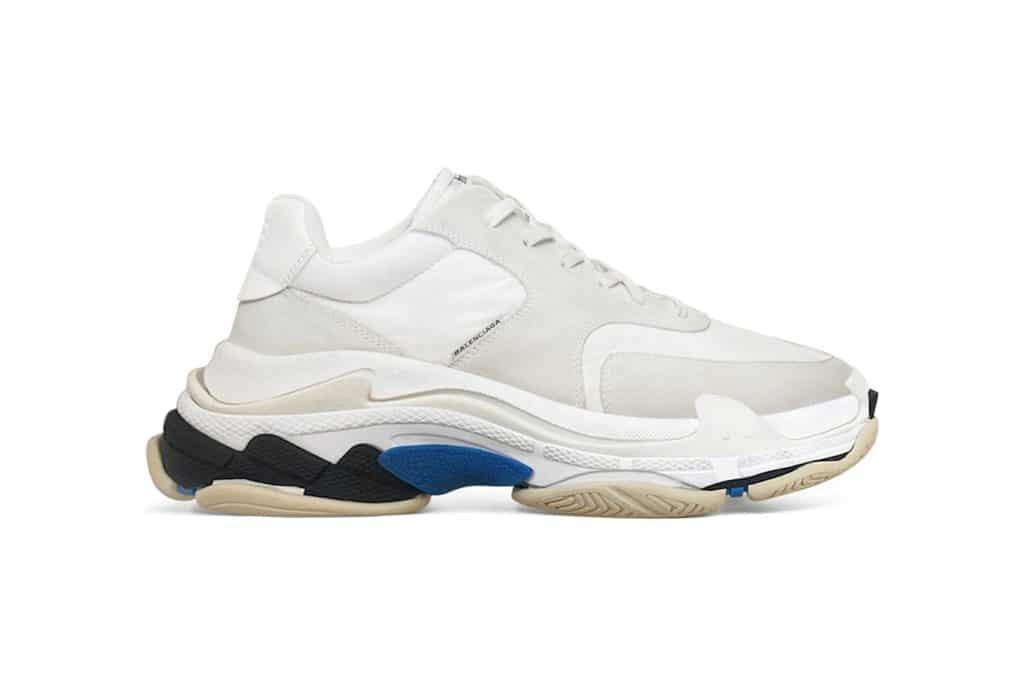 Balenciaga Triple S sneaker spring 2018