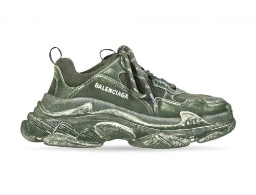 Balenciaga Triple S Faded sneaker