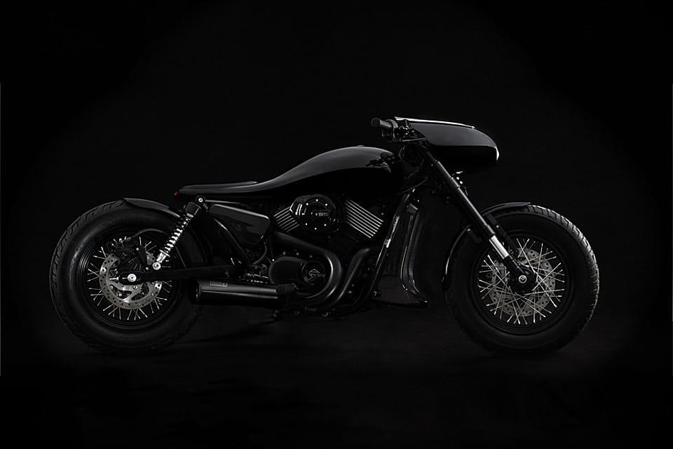Bandit9 Dark Side motor