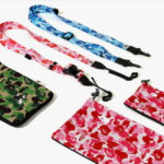 BAPE ABC Travel Collection accessoires