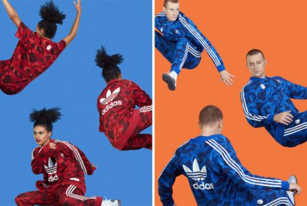 BAPE x adidas Originals Camouflage adicolor Collection