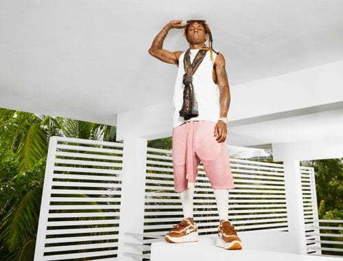 Lil Wayne BAPE x UGG Collectie