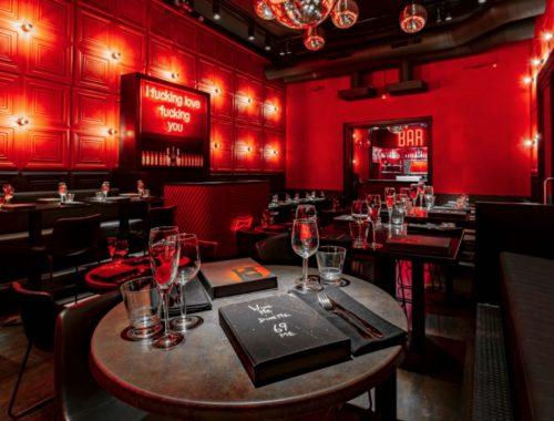 bar rouge amsterdam recensie sushi