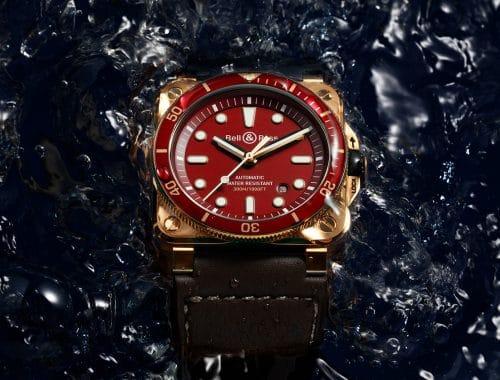 Bell & Ross BR 03-92 Diver Red Bronze