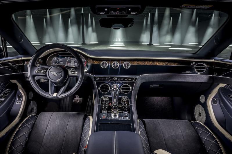 2021 Bentley Continental GT Speed Convertible