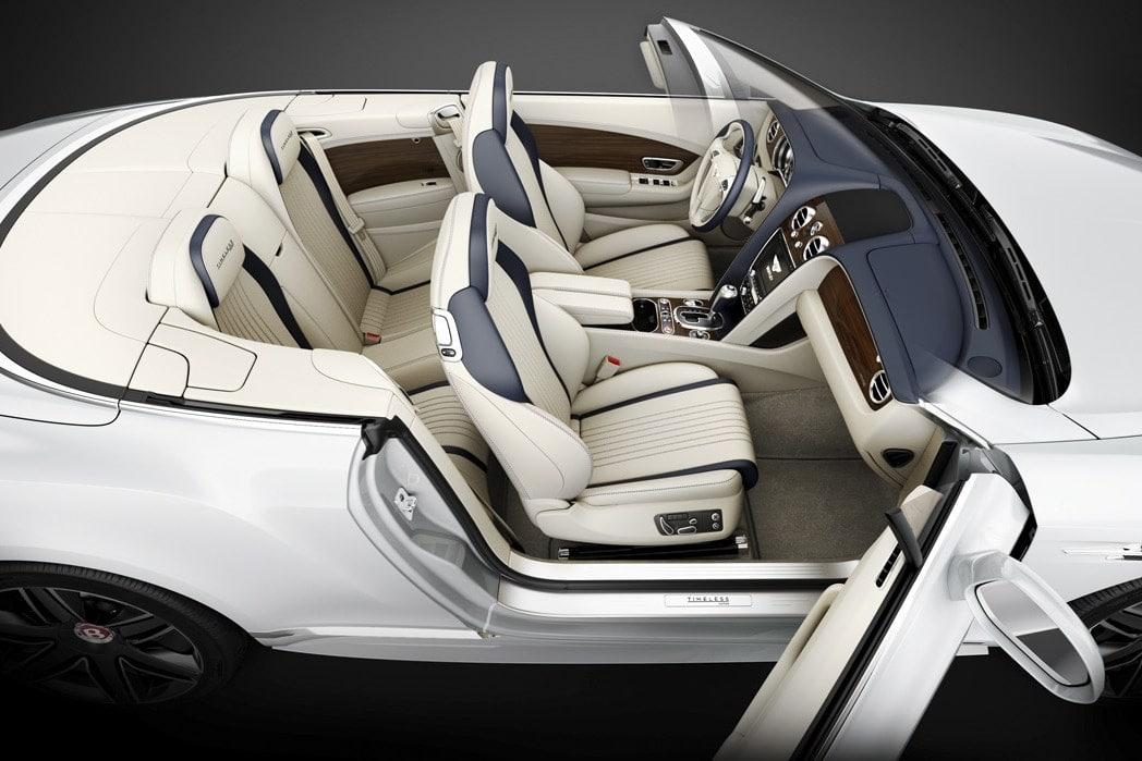 Bentley Continental GT Convertible Timeless Series