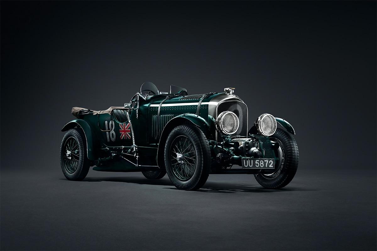 1929 Bentley Blower gaat opnieuw in productie