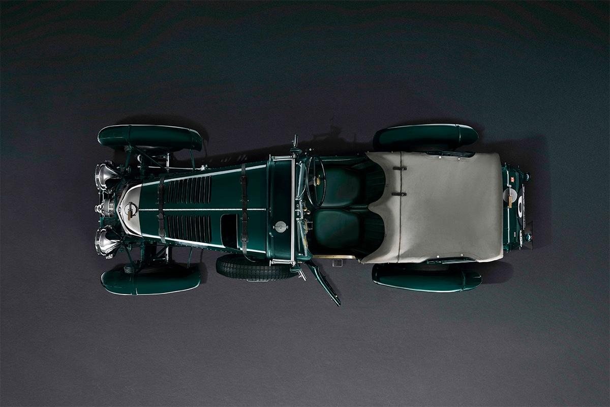 1929 Bentley Blower opnieuw in productie