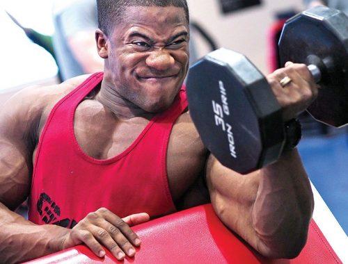 beste biceps oefeningen mannen