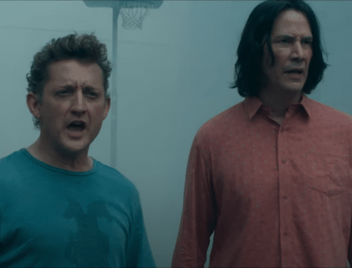 Bill & Ted: Face the Music trailer Keanu Reeves