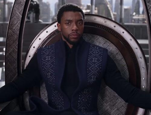 Black Panther trailer Kendrick Lamar