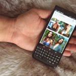 BlackBerry KEYone Black Edition recensie