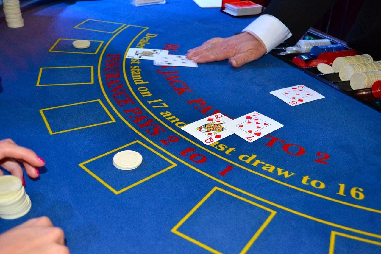 De geschiedenis van Blackjack