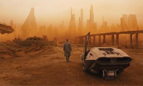 Blade Runner 2049 trailer bioscoop