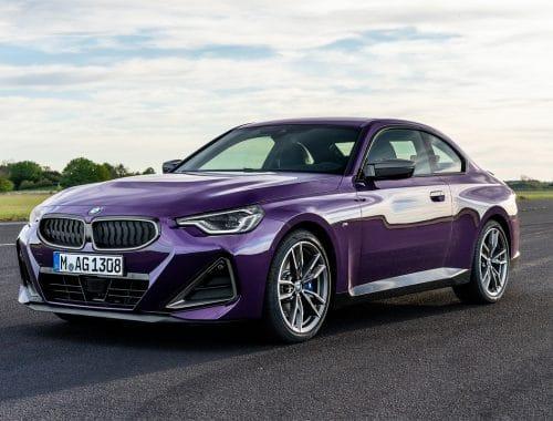 2022 BMW 2-serie coupé nederland