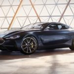 BMW 8-serie Coupe concept 2018
