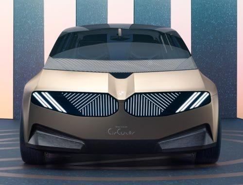 BMW i Vision Circular is 100% duurzame EV
