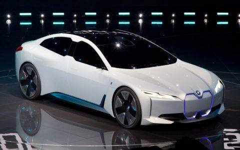 BMW i Vision Dynamics - IAA Frankfurt