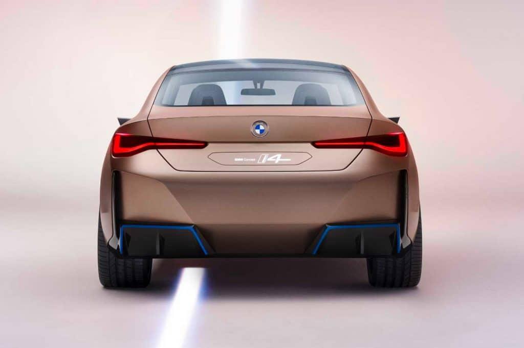 BMW i4 Concept EV