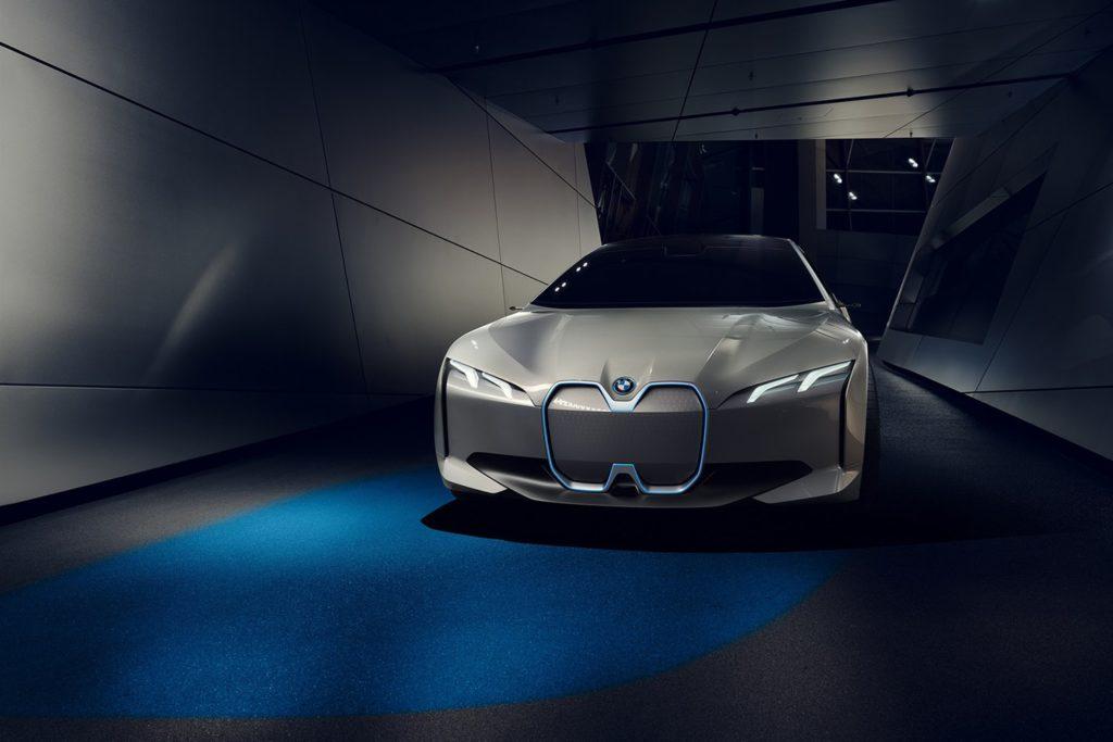 BMW i4 elektrische auto