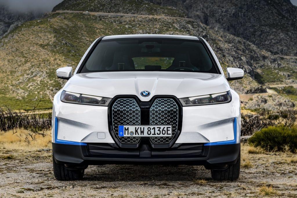 BMW iX xDrive50 - volledig elektrische SUV