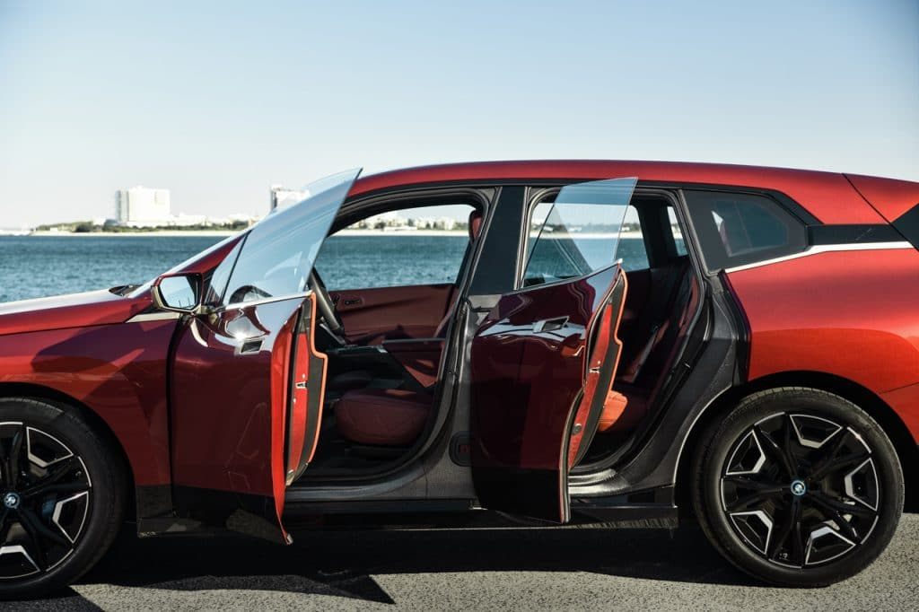 BMW iX xDrive40 - volledig elektrische SUV