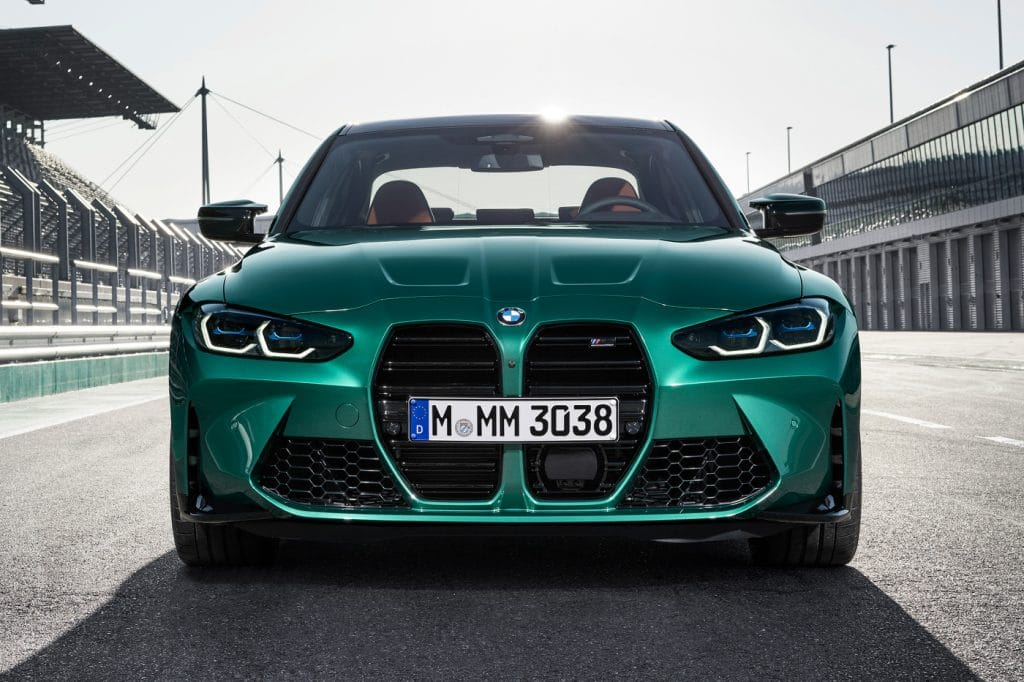 2021 BMW M3 & BMW M4 + M3 Competition & M4 Competition