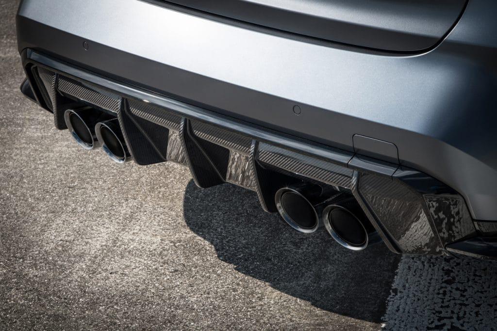 BMW M3 Competition sedan