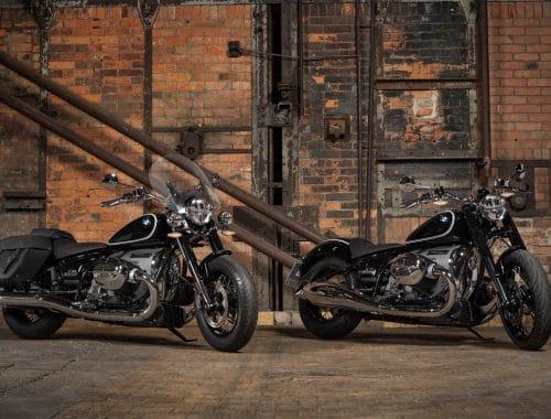 2021 BMW Motorrad R18 Classic & BMW Motorrad nineT