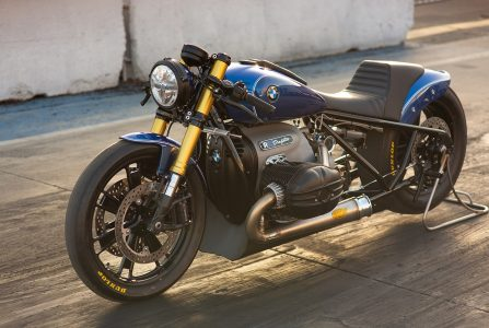 BMW Motorrad R18 Dragster by Roland Sands