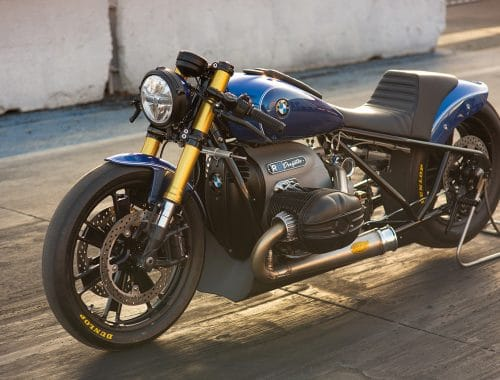 BMW Motorrad R18 Dragster by Roland Sands