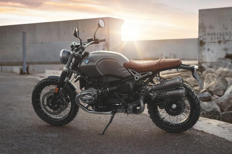 BMW Motorrad Spezial custom motor