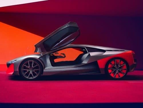 BMW Vision M Next Plug-In Hybride