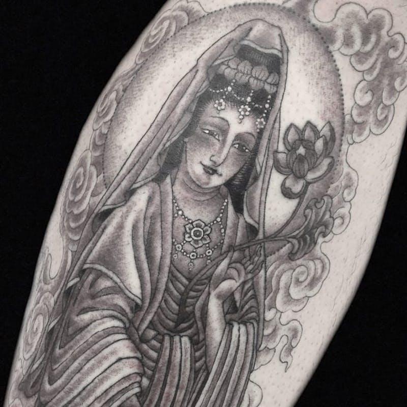 Boeddha Tattoo 11 Boeddha Tattoos Op Rij Mannenstyle