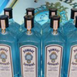 Bombay gin 70% alcohol teruggeroepen