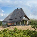 Borren Staalenhoef Architecten vakantiehuis vlieland duinen