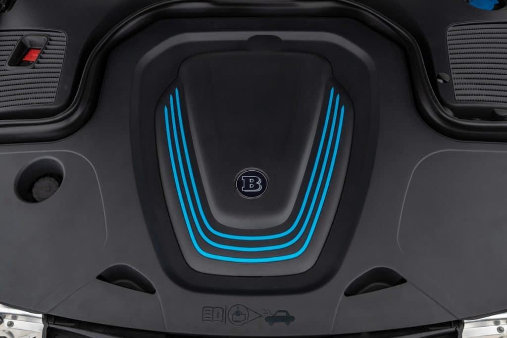 Mercedes-Benz EQC 400 Brabus