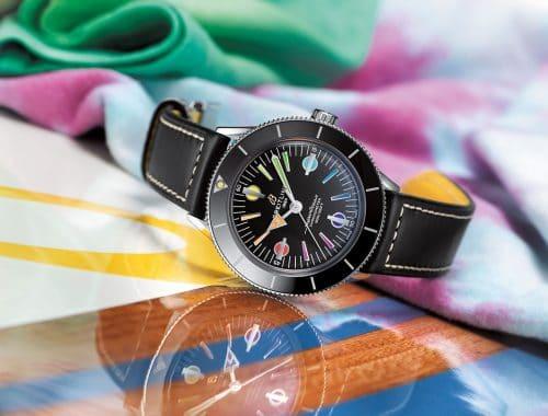 Breitling Rainbow SuperOcean Heritage '57