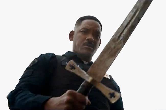 Bright Will Smith Netflix film