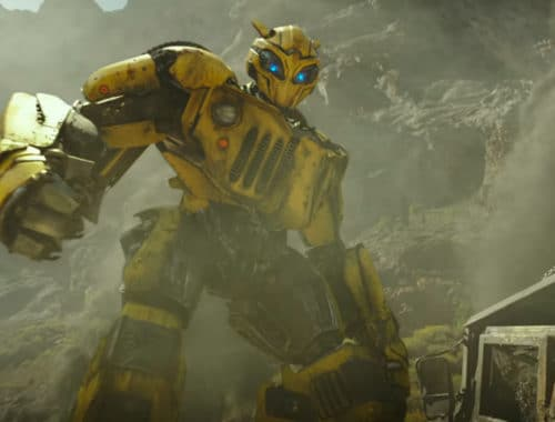 Bumblebee trailer film Transformers