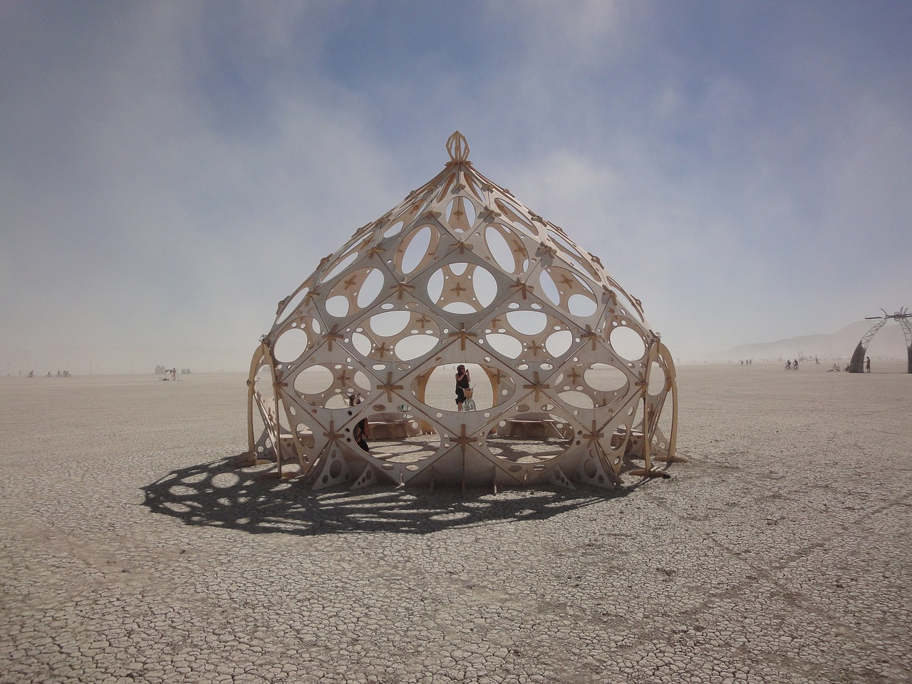 burning man 2019 foto's