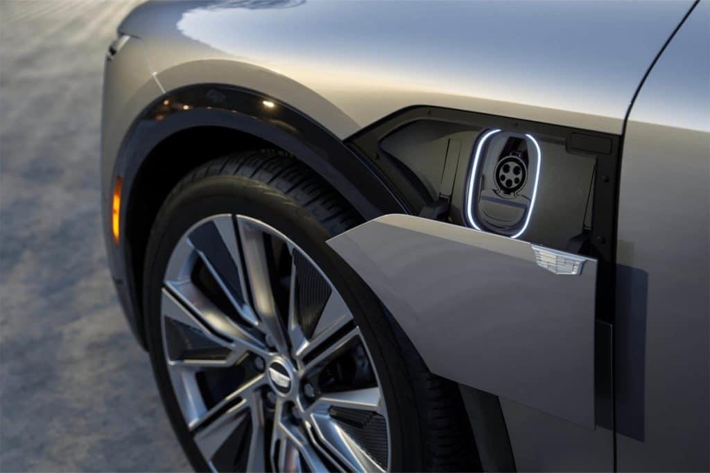 Elektrische Cadillac Lyriq officieel onthuld