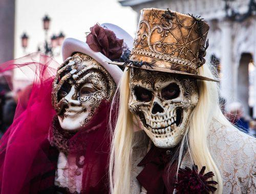5 festivals - carnevale venetie