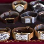 Cartier horloges video