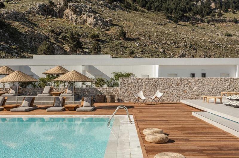 casa cook hotel op rhodos griekenland. Black Bedroom Furniture Sets. Home Design Ideas