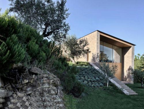 Casa K villa modern wonen interieur italie