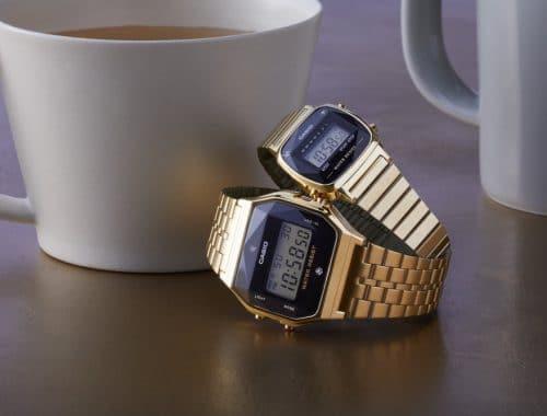 Casio Vintage horloges